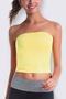 Yellow Multiway Tube Top