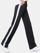 Active Contrast Color Stitching High Waisted Pants